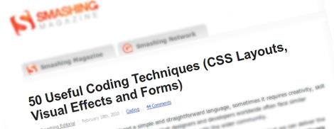 50 Useful coding techniques